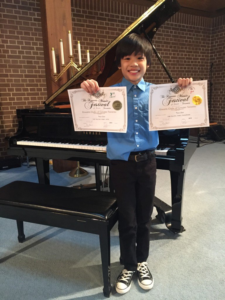 Kiwanis Music Festival February 2019